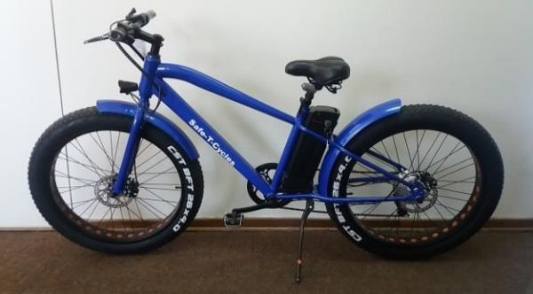 Cruiser Fat Bike